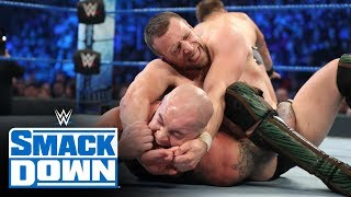 Daniel Bryan vs. The Miz vs. King Corbin – Triple Threat Match: SmackDown, Dec. 27, 2019