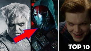 Top 10 Deadliest Gotham Villains!