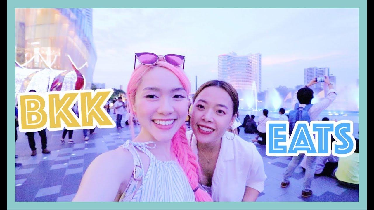 12 Địa Điểm Ăn & Chơi ở BANGKOK Nhất Định Phải Ghé! 🍤 | Lindsie Pham