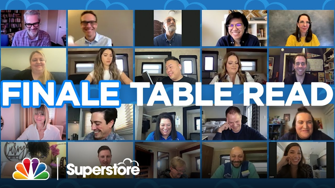 Download The Finale Table Read - Superstore