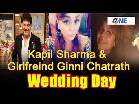 kapil ki shaadi || #kapilsharmawedding #jalandhar #ginnichathrath || Full wedding video
