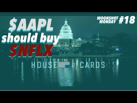 Apple Should Buy Netflix