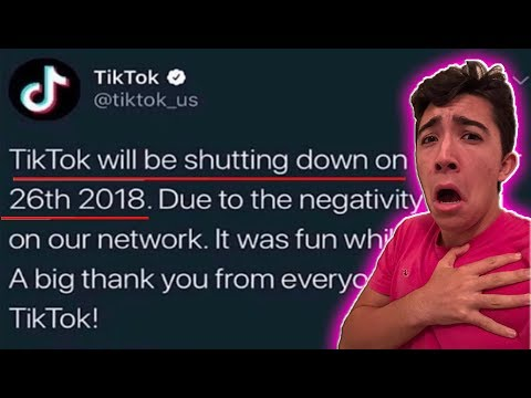 Tik Tok is Shutting Down FOREVER because of... Mp3