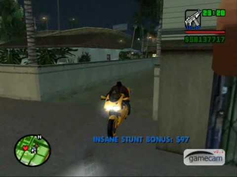 Gta San Andreas Stunts #3