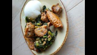 """Leafy Beefy """"Highfields"""" Stew (Zimbabwe)"""