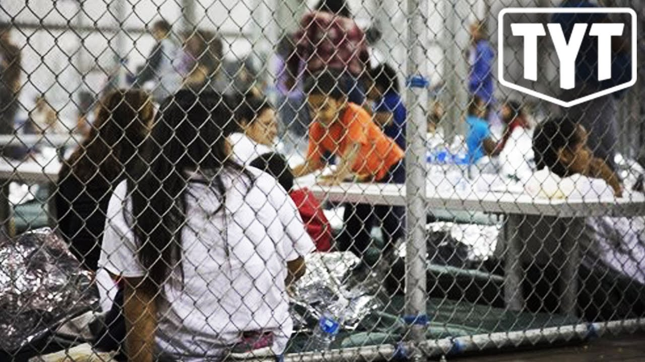 Image result for trump continues to jail children