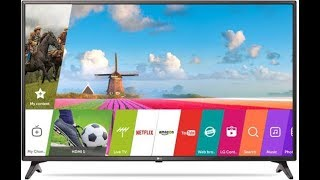 LG 43LJ554T - 43 inch Full HD LED Smart TV Best buy Flipkart