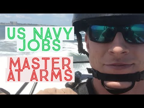My Job In The US Navy! - Master At Arms// Navy MA Training//What you NEED to know