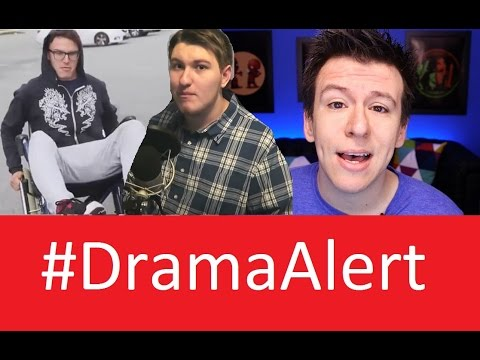 Thumbnail: iDubbbz vs Handicap Kid #DramaAlert KEEMSTAR vs SCARCE - Philip Defranco House Broken into