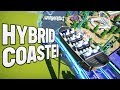 I Built a New Hybrid Coaster - Planet Coaster Realistic Series