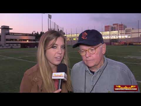 Instant Analysis: USC Tuesday Practice of Cal Week