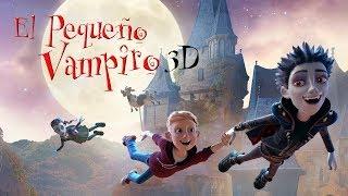 El pequeño vampiro pelicula completa en español