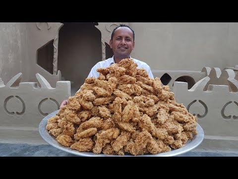KFC Chicken | 500 Wings | Crispy Chicken Wings KFC Style #wings #kfc Prepared By Mubashir Saddique