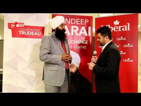 Randeep Sarai Liberal