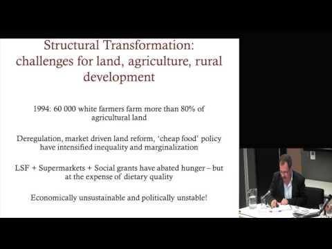 Thumbnail for Economic transformation: the debate