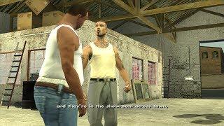 GTA San Andreas - Fat CJ - Mission #62 - Test Drive (1080p)