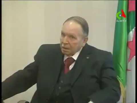 """شاهد أول ظهور للرئيس عبد العزيز بوتفليقة منذ """"الوعكة الصحية"""" الأخيرة!"""
