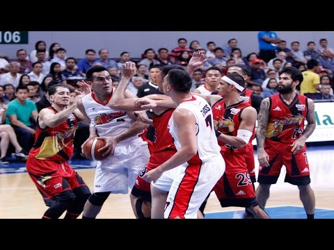FINALS G7: SAN MIGUEL VS. ALASKA - Q3 | Philippine Cup 2015-2016