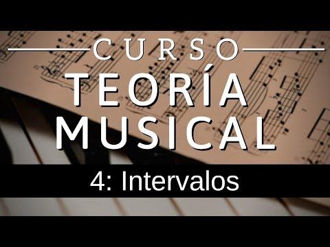 Teoria Musical 4: Intervalos (Que son, como identificarlos y ejemplos)