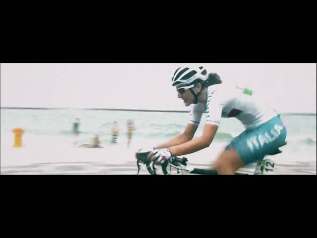 Elisa Longo Borghini - Bronzo nel Ciclismo a Rio 2016