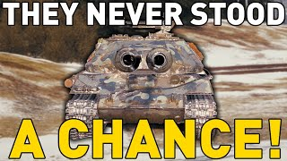THEY NEVER STOOD A CHANCE! World of Tanks