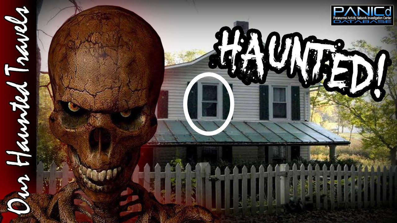 The Haunting of the Ceely Rose House | Ghost Stories and Folklore by: PANICdVideos - Our Haunted Travels