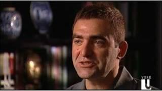 Profile: Award winning author Nino Ricci