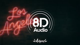 Panic! At The Disco - Dying In LA | 8D Audio