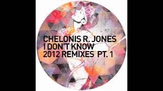 Chelonis R. Jones - I Don