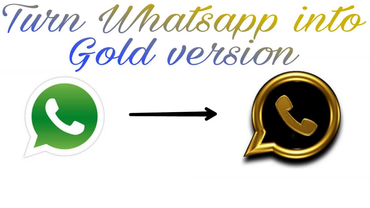 How to download whatsapp gold version | whatsapp gold V. I. P version |