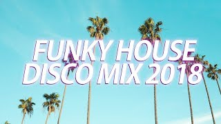 Funky House & Disco Chill Out Mix #02