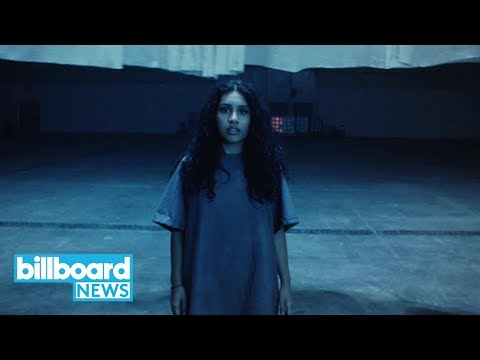 Alessia Cara Releases Eerie New Music Video 'Growing Pains' | Billboard News