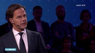 Premier Rutte heeft black-out tijdens slotdebat - RTL NIEUWS thumbnail