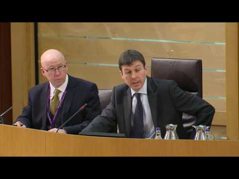 First Minister's Questions - Scottish Parliament: 2nd February 2017
