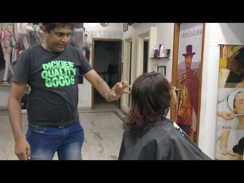 Best Hair Cutting Training Institute In Hyderabad Youtube