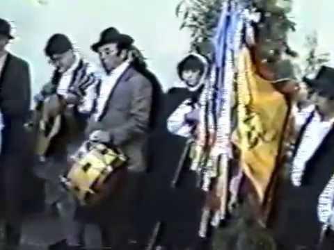 """Rancho Folclórico """"Os Camponeses de Sandiães"""" 26-12-1987"""