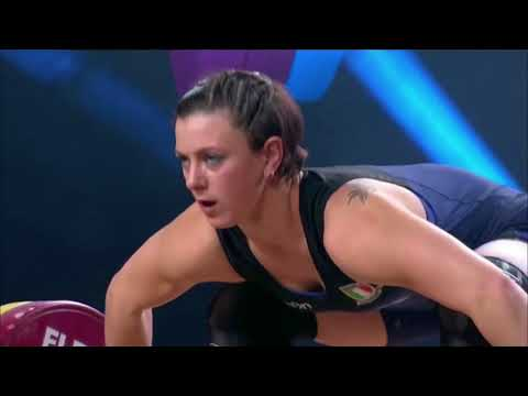 Women's 69 kg A Session Snatch - 2017 IWF Weightlifting World Championships (WWC)