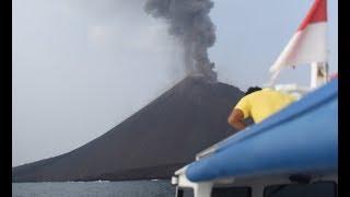 Getting to Krakatoa Volcano  Oct 18   2018
