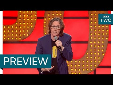 Ed Byrne talks about dying - Live at the Apollo: Episode 6 Preview - BBC Two