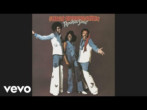 The Hues Corporation - Rock the Boat (Audio)
