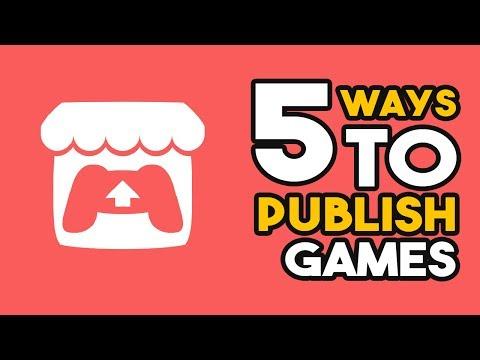 5 Distribution Platforms for Games
