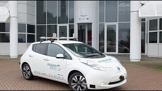 İngiltere'de Sürücüsüz Araçlarda İnsansı Sürüş Projesi Başladı