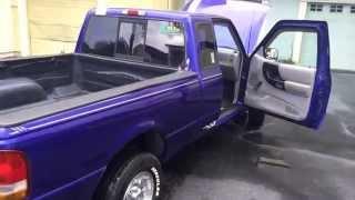 95 Форд Рейнджер В4 (5-ступенева) ''ручна''