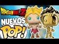 NUEVOS Funko POP de Dragon Ball Z Exclusivos de San Diego COMIC CON 2018