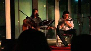 Art Fazil feat Imuda - Ali Mim Alif Lam Sin (Singapore Live 2012)