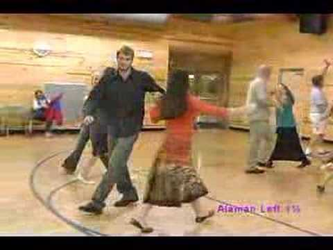 Dancing Contras - clip