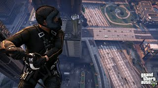 Gta 5 Mission #32 Real life Gameplay || Gta 5 Gameplay || By gaming world ||