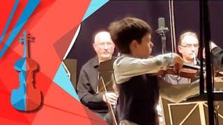 Mendelssohn  Violin Concerto in E minor  op 64  Allegro molto TEO GERTLER (10) violin