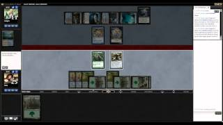 MTG Modern Tooth and Nail vs UB Faeries