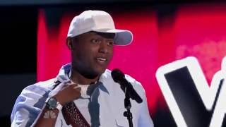 Javier Colon - Time After Time (The Voice audition)